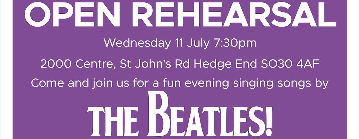 Sing The Beatles!