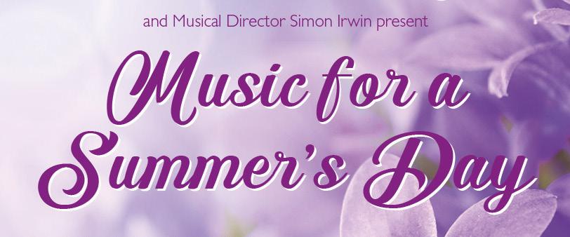 Summer Concert!